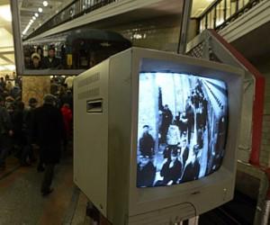 Столичная подземка избавится от зацеперов с помощью видеонаблюдения