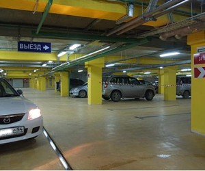 В центре Москвы появятся две подземные парковки