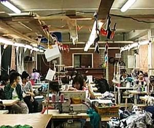 В Подмосковье обнаружено 6 подпольных цехов по пошиву обуви и одежды
