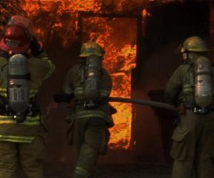 Пожар на стройобъекте в Подмосковье унёс жизни троих гастарбайтеров