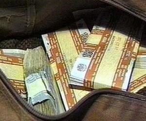В центре Москвы снова из автомобиля украли сумку с миллионами