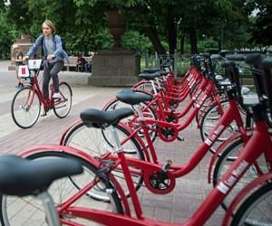 Власти Москвы хотят увеличить велопрокат