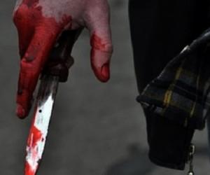 В столичном кафе кавказцы изранили мужчину ножом, а затем выстрелили в него из травматики
