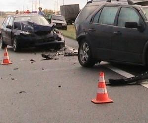 В автоаварии на юге столицы погиб ребенок