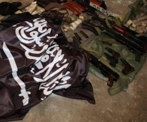 В столице задержали 15 экстремистов с оружием и взрывчаткой