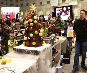 В Москве пройдёт 7-й гастрономический фестиваль «Фуд Шоу Christmas»