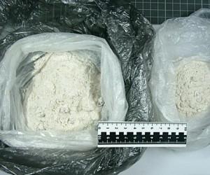 «Улов» столичных наркополицейских — более 140 кг героина