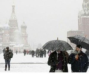 Новая неделя принесёт Москве похолодания и метели