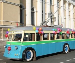 В Москве пройдет троллейбусный парад