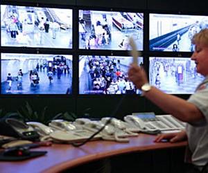 Ha каждой станции московского метро установят более 100 видеокамер