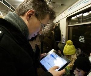 Полмиллиона пассажиров воспользовались Wi-Fi в столичном метро