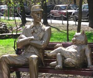 Прогулка по необычной Москве