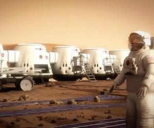 Около 200 тысяч человек хотят улететь Марс