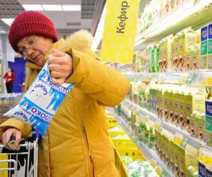 Более половины молочных продуктов России — подделка