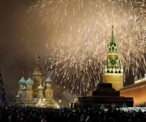 Как встретить 2014 год в Москве