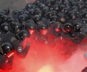 В Москве хотят открыть улицу спецподразделения Украины «Беркут»