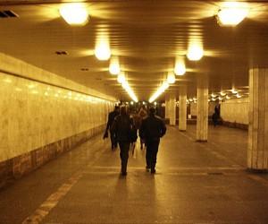 Один из крупнейших переходов Москвы откроется в начале 2015 года
