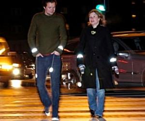 Пешеходов Москвы решили штрафовать за отсутствие светоотражателей