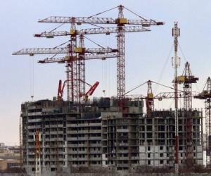 В Москве возведут порядка 3 млн кв. метров жилья в 2013 г.