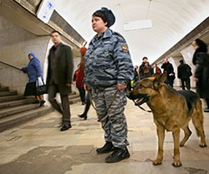 В связи с терактом в Волгограде в столице усилены меры безопасности