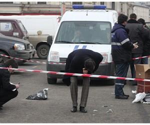 Налетчики расстреляли инкассаторов в Подмосковье и похитили 12 млн рублей
