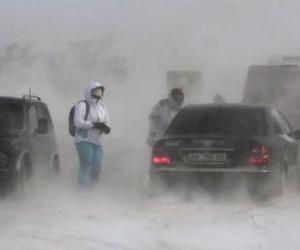 Ураган «Ксавьер» обрушит на Москву снегопады в выходные
