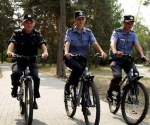 В столице может появиться велополиция