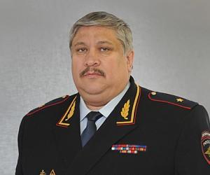 Назначен новый глава подмосковной полиции