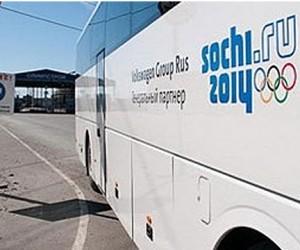 Подмосковье обеспечит сочинскую Олимпиаду пассажирскими автобусами