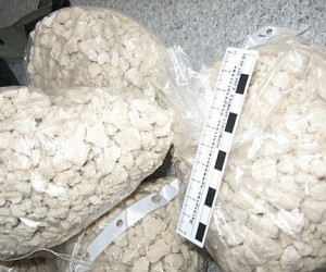 У наркодилера-гражданина Таджикистана в Подмосковье изъяли 11 кг героина