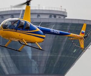 Вертолеты в Подмосковье могут стать конкурентом такси