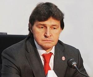 Руководство КХЛ «Витязь» отправило  тренера команды в отставку