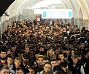 Пассажиропоток транспорта в Москве в 2014 году может возрасти на 50 млн человек