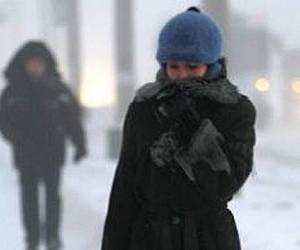 В понедельник вечером в столице похолодает до -11 °С.