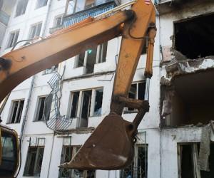 Строить дома в столице можно будет только на месте снесённых