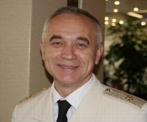 Контр-адмирал в Москве пытался застрелиться