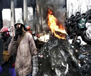 В Москве задержали активистов из Украины