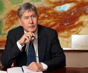 В Москве прооперировали президента Киргизии