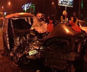 Столкновение на Волгоградском проспекте в Москве: не обошлось без жертв