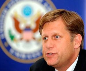 Американский посол в Москве покидает свой пост
