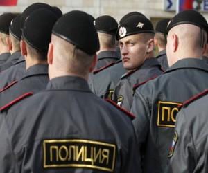 Московская полиция – в полной боевой готовности