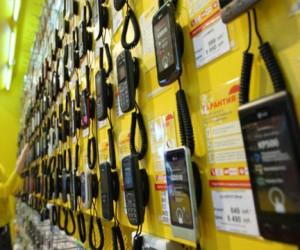 В Москве ограблен магазин сотовой связи