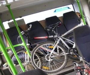 В автобусах можно будет перевозить велосипеды