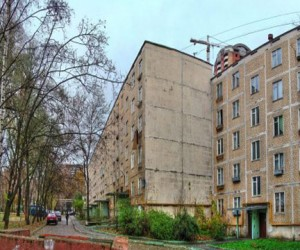 В Москве снесут шесть пятиэтажек