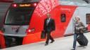В марте из Москвы в Питер пустят дополнительные поезда