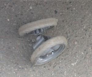 В Москве сбили коляску с трёхмесячным малышом