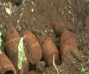 На стройке нашли снаряд Великой Отечественной