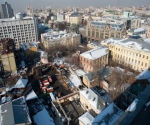В центре Москвы снесут 10 зданий