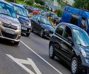 Шесть новых выделенных полос на магистралях столицы