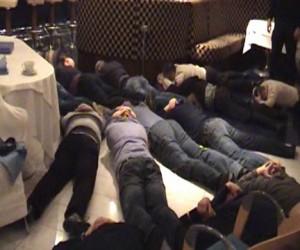 На воровской сходке в Москве задержано десять человек
